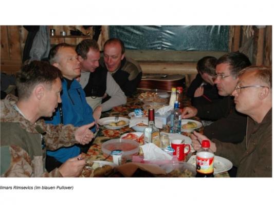 Премьер и минфин  Латвии считают кампанию Norvik banka вСМИ провокацией