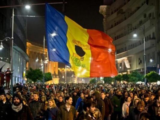 ВРумынии впроцессе протестов пострадали 4 человека